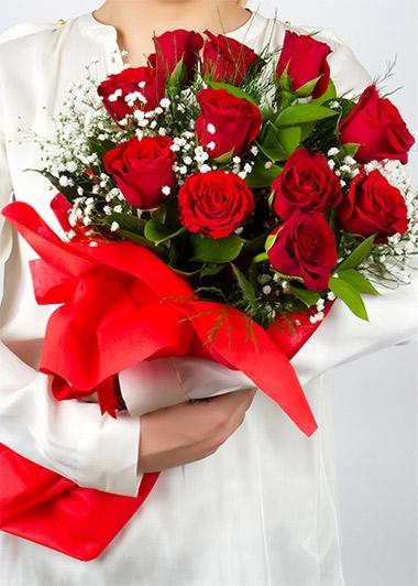 Aşk Gülleri 11 Adet